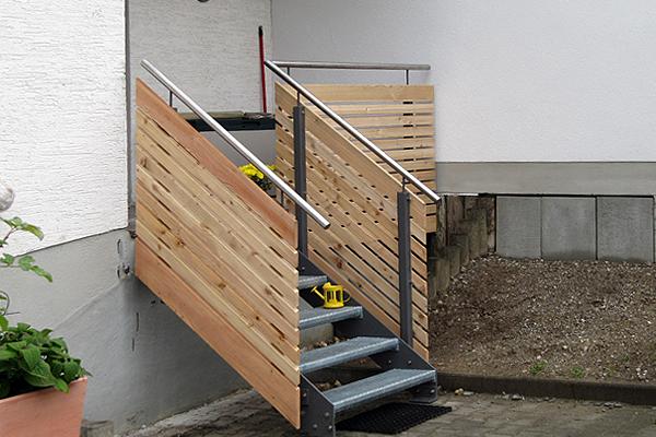 schreinerei barl treppen terrassen balkons mering augsburg